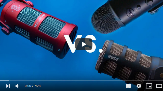 Daniel Henry - Sontronics Podcast Pro Vs Rode Podmic Vs Blue Yeti - Best Streaming/Podcast Microphone Under $150