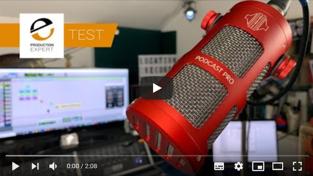 Production Expert - Sontronics Podcast Pro Tested - Is This The Ultimate Podcast Microphone?